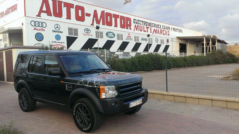 taller de reparación de automóviles