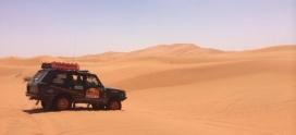 Semana Santa en el desierto – Marzo 2015