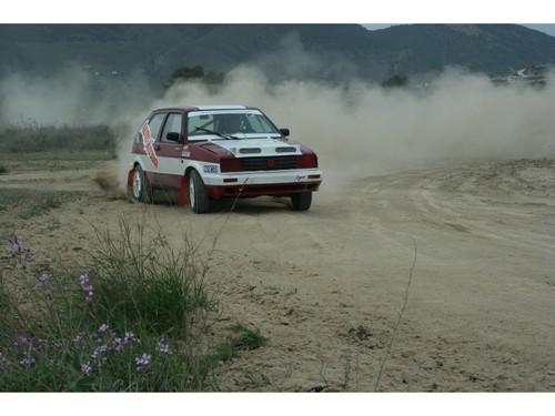 VW Golf II GTI tierra 2