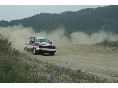 VW Golf II GTI tierra 6