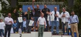 Los hermanos Rodríguez, lideres en T5 del Campeonato de España de Rallies Todo Terreno.